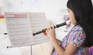 Heatwave: Two Months of Weekly Children's Music Classes for One or Two at Heatwave--The Music Program (Up to 67% Off)