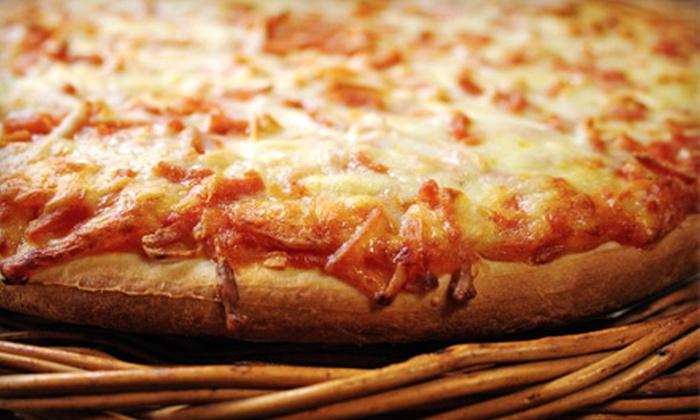 Ozella's Pizzeria - O'Fallon: $12 for $24 Worth of Pizza, Pasta, and Burgers at Ozella's Pizzeria in O'Fallon