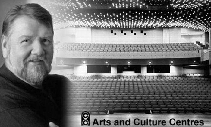 St. John's Arts and Culture Centre - Central St. John's: $30 for One Ben Heppner Recital Ticket at the Arts and Culture Centre (Up to $65 Value)