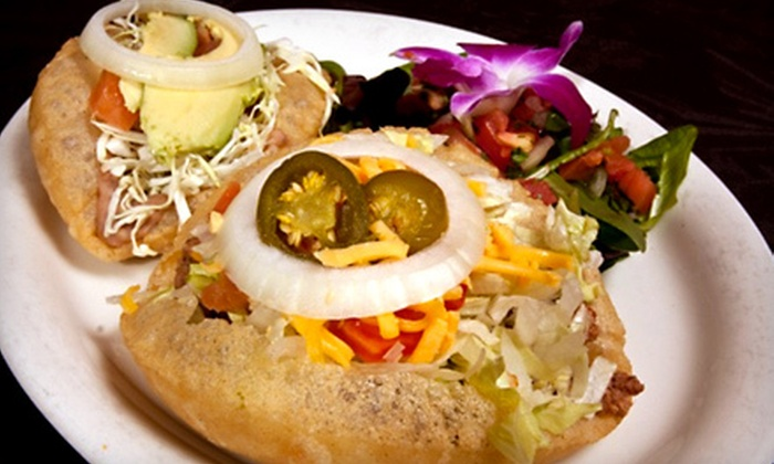 Vivo - Upper Boggy Creek: $12 for $25 Worth of Tex-Mex Fare at Vivo