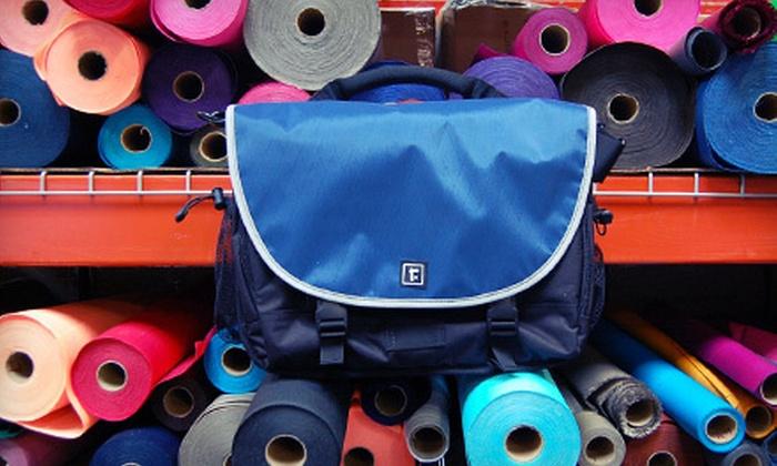 Rickshaw Bags: $79 for a Standard Commuter 2.0 Laptop Bag from Rickshaw Bagworks ($160 Value)