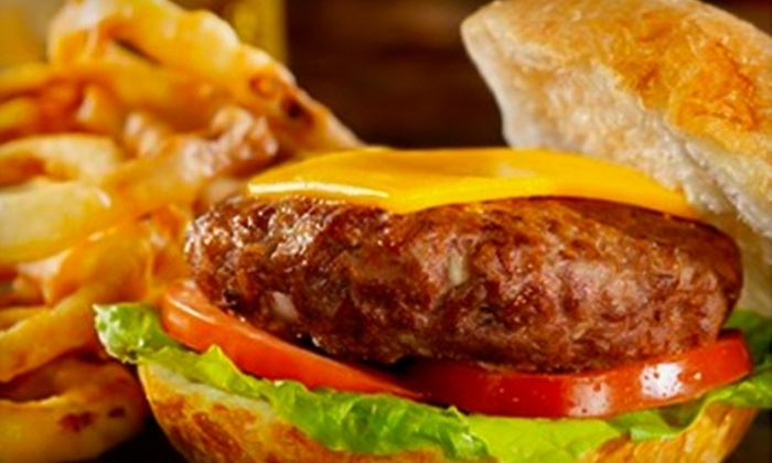 Silver City Sports Bar and Grill - Meriden: $12 for $25 Worth of American Pub Fare and Drinks at Silver City Sports Bar and Grill in Meriden
