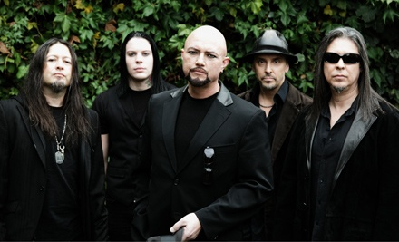 Queensryche with The Fifth on Thurs., Nov. 10 at 7:30PM: Concert Package for 2 with General-Admission Seating - Queensryche with The Fifth in Ponte Vedra