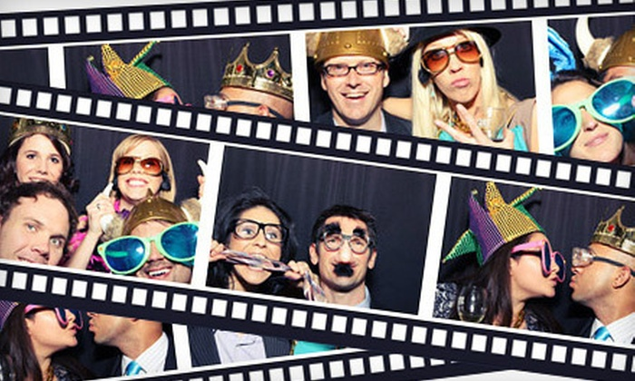 DFW Photo Fun - Dallas: One- to Three-Hour Photo-Booth Rental on Monday–Thursday or Friday–Sunday from DFW Photo Fun (Up to 56% Off)