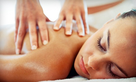 One 60-Minute Swedish Massage (a $70 value) - Amplify Tanning, Nails, & More in Portage