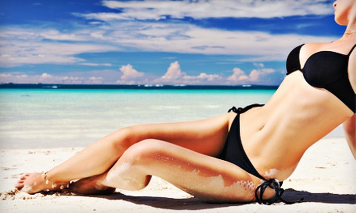 Sherwood Park Laser Clinic - Sherwood Park: $99 for Three Laser Hair-Removal Treatments at Sherwood Park Laser Clinic (Up to $465 Value)