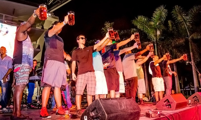 Octoberfest Las Olas - Huizenga Park: General or VIP Admission for One or Two to Octoberfest Las Olas on Saturday, October 17 (Up to 55% Off)