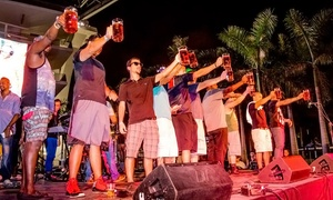 Octoberfest Las Olas: General or VIP Admission for One or Two to Octoberfest Las Olas on Saturday, October 17 (Up to 55% Off)