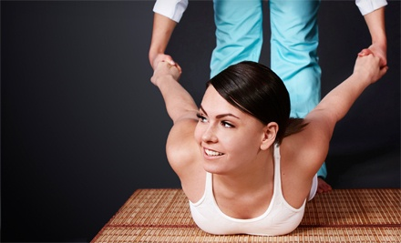 One-Hour Swedish or Thai Massage at DuPage Health & Wellness Center (Up to 59% Off)