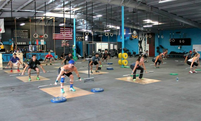 Ratio One61 - El Paso: Four Weeks of Gym Membership at Ratio One.61 (70% Off)