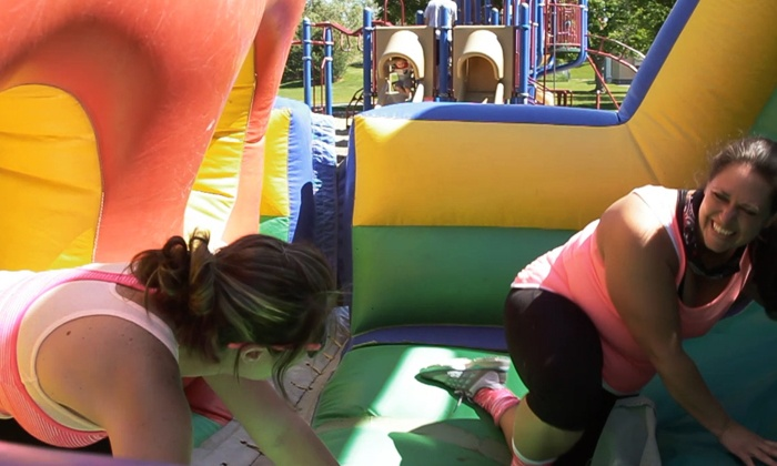 Inflatable Run Coupon