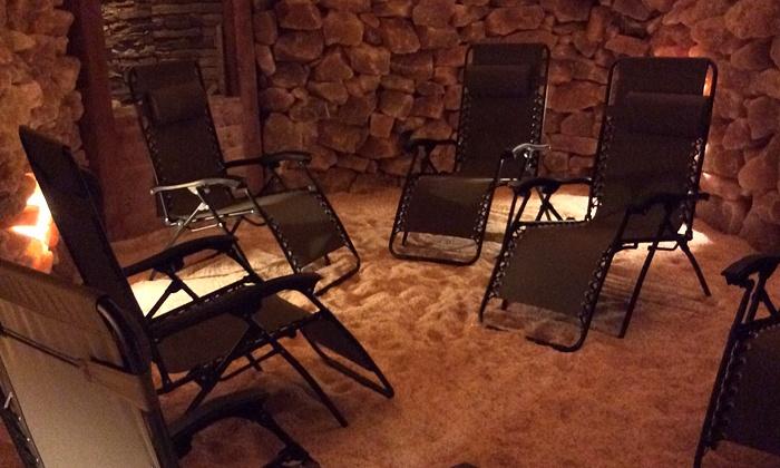 Skin Sense, a day spa - North Raleigh: Salt-Cave Visits at Skin Sense, a day spa (Up to 60% Off)