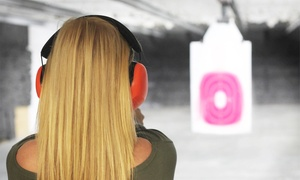 Governor's Gun Club: Semi or Full-Automatic Range Package for Two at Governor's Gun Club (Up to 62% Off)