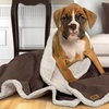 Animal Planet Faux-Suede Pet Blanket