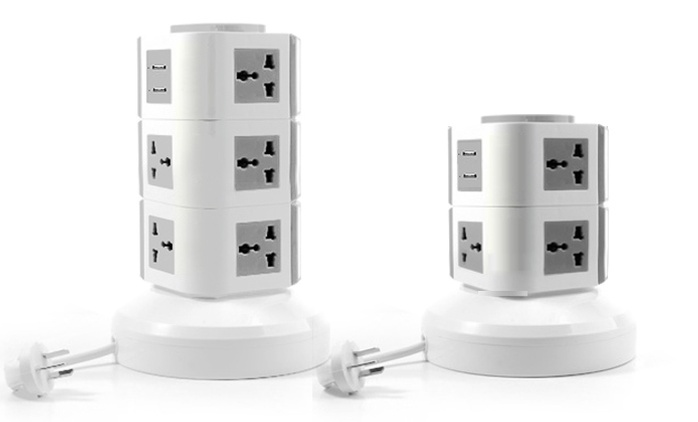 Multi Socket With USB from AED 59 (Up to 59% Off)