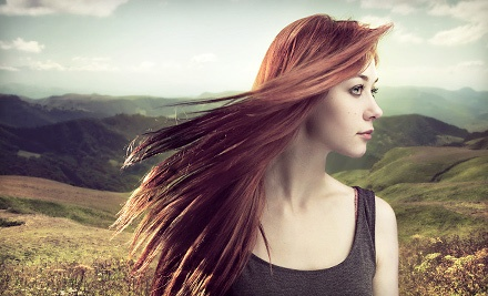 One or Two Keratin Treatments at Utopik Salon (Up to 53% Off)