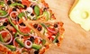 Pizza Express - Bernal Heights: Hot Pizza and Savory Sides at Pizza Express (Half Off). Two Options Available.