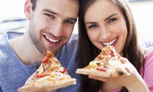 Happy Nights: Desde $1199 por pizza party para 20, 30, 40 o 50 personas en Happy Nights