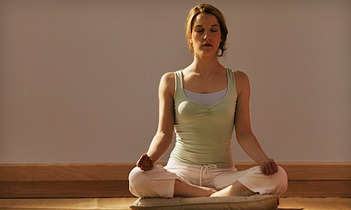 Downtown Yoga Studios - Downtown: 10 Drop-In Classes or One Month of Unlimited Classes at Downtown Yoga Studios (Up to 68% Off)