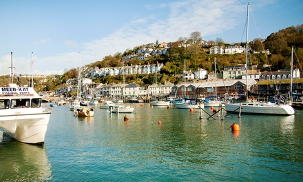 St Ives: 3 or 4 Nights for Up to Six at St Ives, John Fowler Holidays