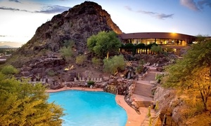 Phoenix Marriott Tempe at The Buttes: Stay at Phoenix Marriott Tempe at The Buttes in Tempe, AZ. Dates into December.