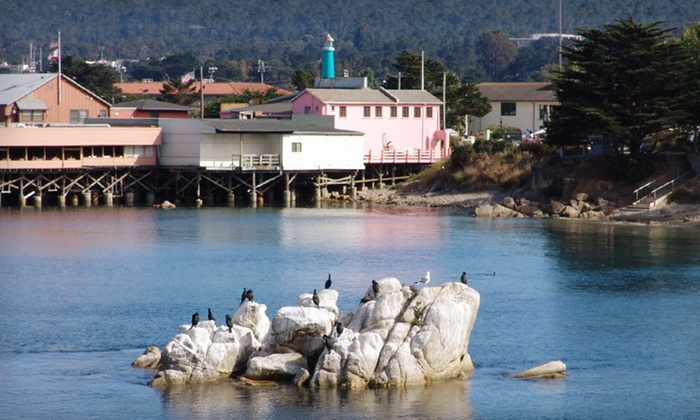 Stage Coach Lodge - Monterey: Two-Night Stay at Stage Coach Lodge in Monterey, CA