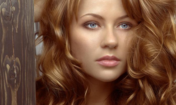 Hair Nails Melody - Verdi: Haircut and Deep Conditioning with Optional Partial or Full Highlights at Hair Nails Melody (Up to 54% Off)