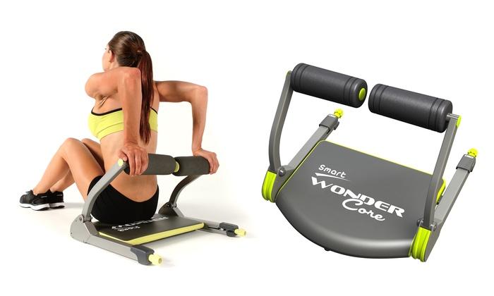 Wonder Core Smart Total Core Workout Groupon