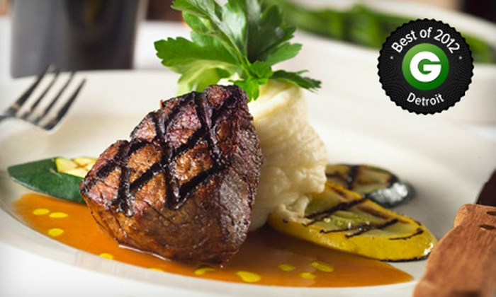 Lelli's - Auburn Hills: $30 for $60 Worth of Italian Steakhouse Food at Lelli's