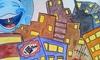 57% Off Kids' Mural from Finger Paintz