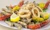 Movida Risto Bar - Pomezia: Menu di pesce con frittura mista per 2 persone al Movida, Torvaianica vicino Zoomarine (sconto fino a 68%)