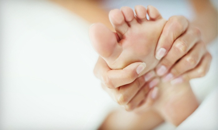 Holistic Hands - Multiple Locations: One, Two, or Three 60-Minute Reflexology Sessions at Holistic Hands (Up to 58% Off)