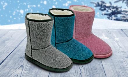 Dawgs Frost Women's Microfiber Boots