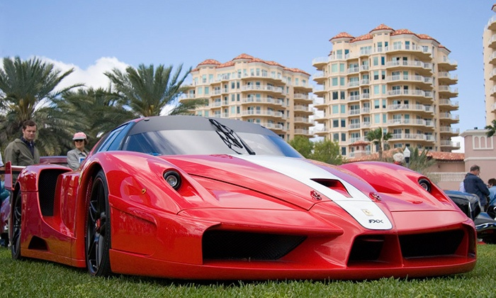 Festivals of Speed: St. Petersburg 2016 - Vinoy Park: Admission to Auto Show for 1, 2, or 4, or Supercar Lounge Package for 1 or 2 on Sunday, April 3 (Up to 50% Off)