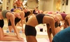66%  Off Hot Yoga at Hot Yoga Brickell