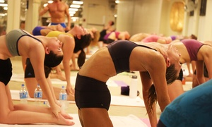 Miami Bikram Brickell: $41 for One Month of Unlimited Yoga Classes at Miami Bikram Brickell ($150 Value)