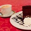 Kawa lub herbata i deser