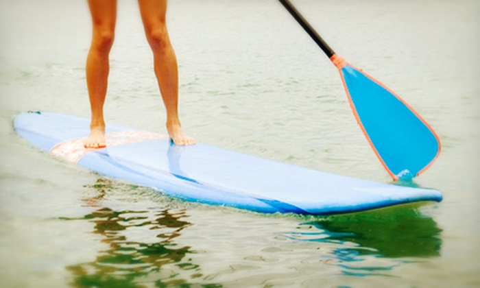Shore Thing Rentals - Glen Cove: One-Hour Bike, Kayak, or Standup-Paddleboard Rental for Two on Weekday or Weekend at Shore Thing Rentals (Half Off)