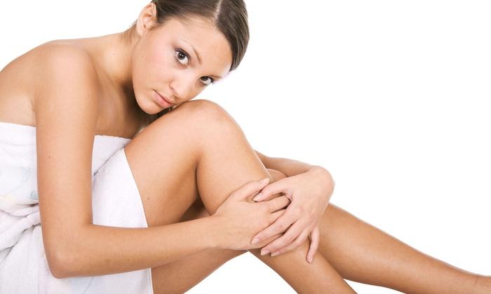 Kaaya Salon & Spa - Kaaya Laser & Skin Care: One Year of Laser-Hair Removal Treatments at Kaaya Salon & Spa (Up to 67% Off). Three Options Available.