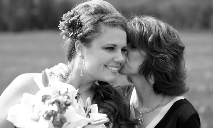 Blue Iris Photography - Anchorage: $2,000 for a Wedding-Photography Package with Two Photographers from Blue Iris Photography ($5,400 Value)
