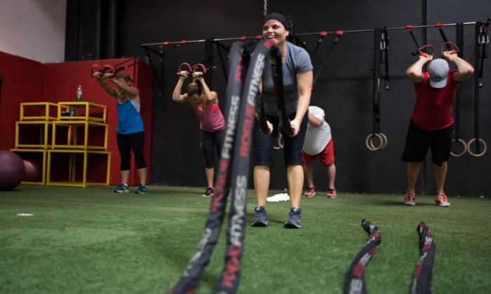 Zone Athletic Performance - Airpark: $22 for a Month of Unlimited ZoneFit Classes at Zone Athletic Performance (Up to $199 Value)