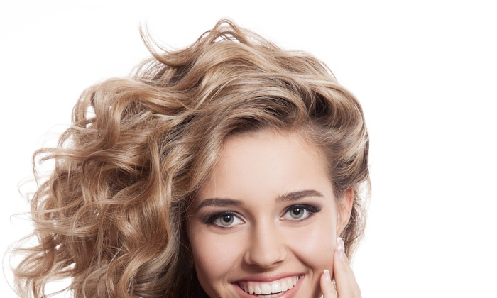 Dream Curls Salon - Galleria Village: Haircut, Color, and Style from Dream Curls Salon (60% Off)