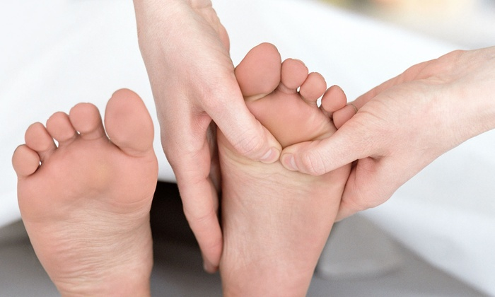 All You Need Wellness - Beverly: One or Two Reflexology Sessions or Two Ionic Foot-Detox Sessions at All You Need Wellness (Up to 56% Off)