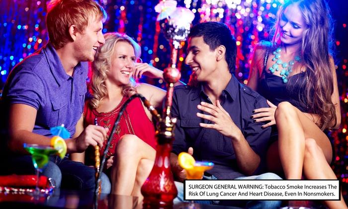 Boogatti NY Lounge - Astoria: Up to 56% Off Hookah & Drinks at Boogatti NY Lounge