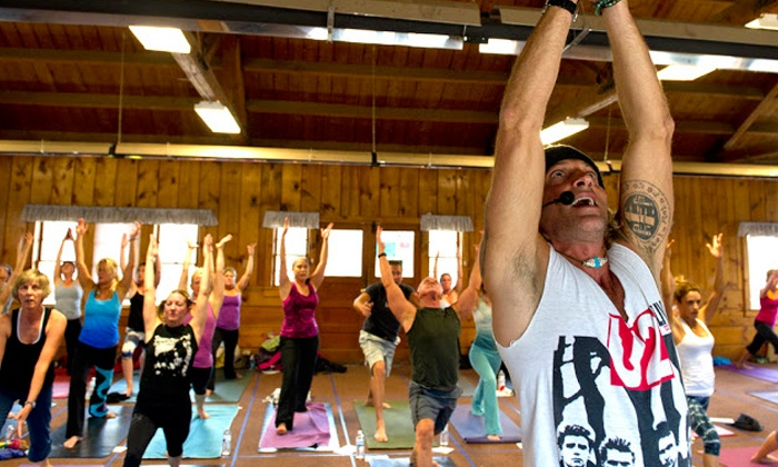 Yoga Shelter - Multiple Locations: 10 or 20 Yoga Classes at Yoga Shelter (Up to 80% Off). Seven Locations Available.