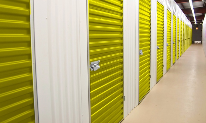 My Storage - Toronto: One- or Two-Month Rental of a 5'x10' Climate-Controlled Storage Unit at My Storage (Up to 52% Off)