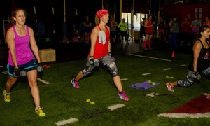 Fit Brigade: Four Weeks of Unlimited Boot-Camp Classes at Fit Brigade (66% Off)