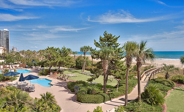 Beach Colony Resort - Myrtle Beach, SC: Stay at Beach Colony Resort  in Myrtle Beach, SC. Dates into December.