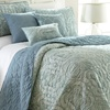 6-Piece Quilted Reversible Coverlet Set