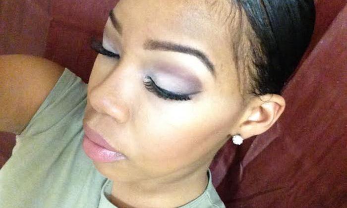 Enhancing Beauties - Springfield/Belmont: $22 for $40 Worth of Makeup Services — Enhancing Beauties